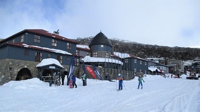 Charlotte Pass Australia Ski Resort