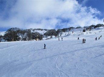 スキー場ペリッシャー