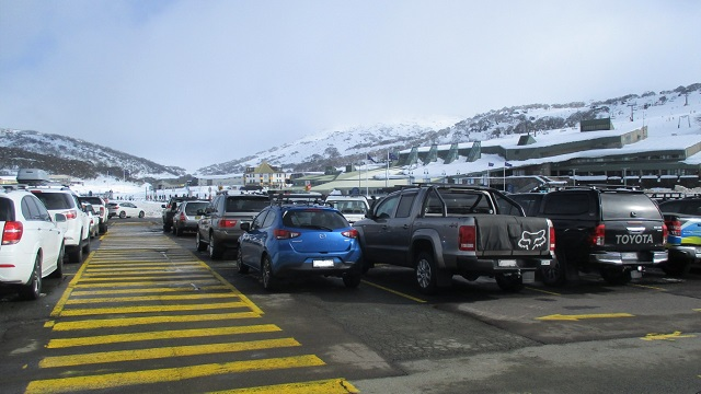 Perisher Valley Car park